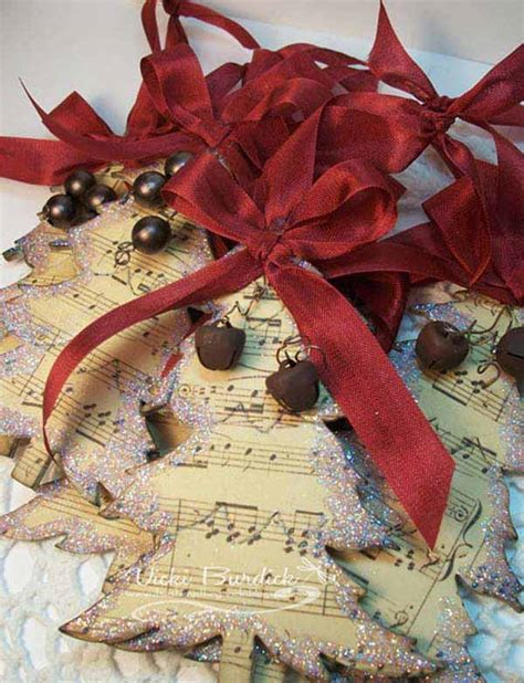 hand made christmas out of paper 32 astonishing diy vintage decor ideas amazing diy interior home design