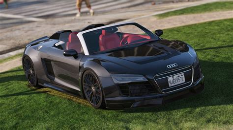 Audi R8 Tuning Bilder by Audi R8 V10 2013 Ppi Razor Tuning Add On Vehicules