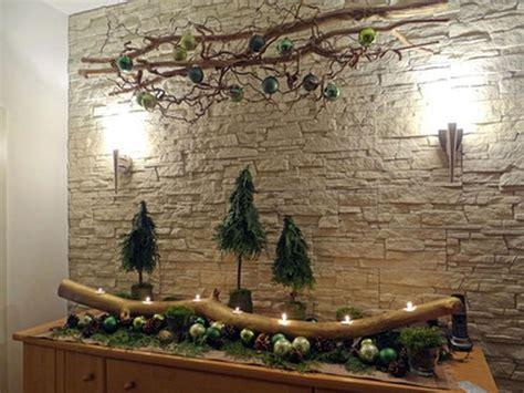 Weihnachtsdeko Fenster Zweig by Basteln Mit Zweigen Und 228 Sten My