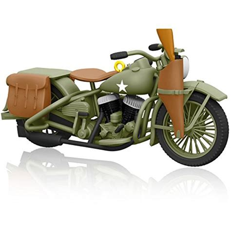 harley davidson motorcycle christmas ornaments