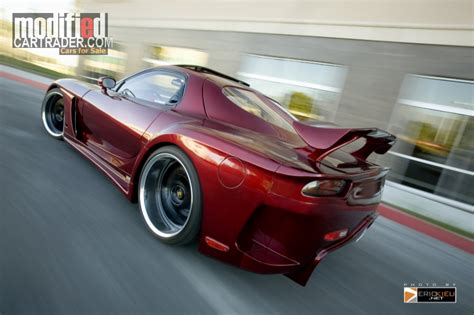 widebody rx7 for sale 1993 mazda veilside fortune widebody rx 7 rx7 for sale