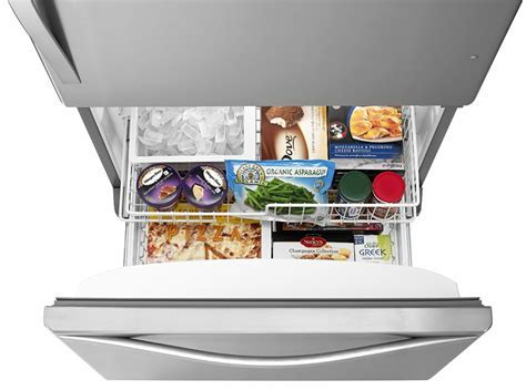 Whirlpool Bottom Freezer Refrigerator   WRB329DMBM