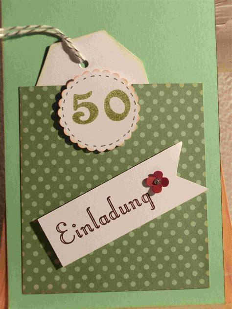 schiebet r zum abschlie en einladungskarten zum 50 geburtstag selber machen