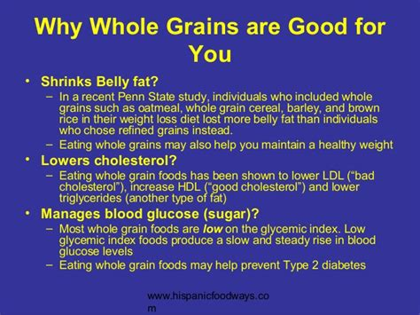 whole grains are for you health benefits of whole grain shrink belly