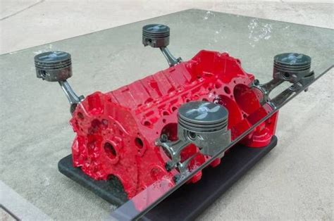small block coffee table 17 best images about camaro on cars chevy and