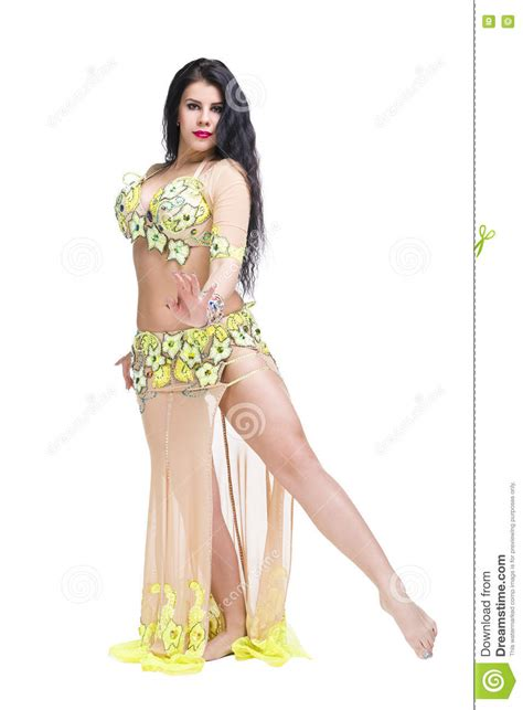 libro young exotic beauties young beautiful exotic eastern women performs belly dance in ethnic dress isolated on white
