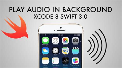 background queue swift 3 how to play audio in background xcode 8 swift 3 0 youtube
