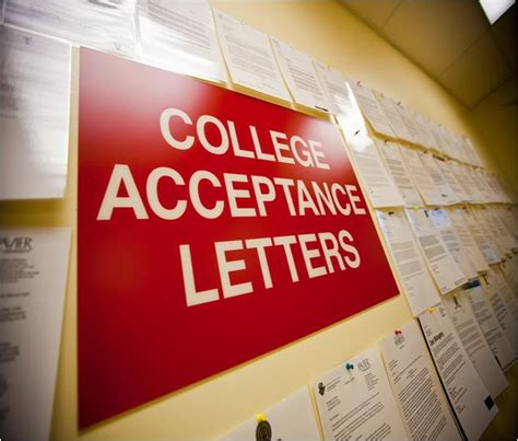 College Acceptance Letter Envelope Personal Work Leave Letter Sle