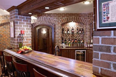 Basement Living Room by Finished Basement Bar And Wine Cellar Basement Detroit