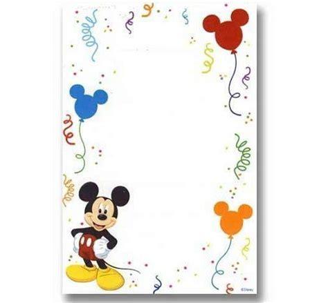 imagenes cumpleaños borrachos invitaciones de cumplea 195 177 os mickey mouse