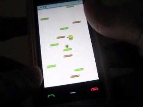 n97 mini doodle jump doodle jump for nokia n8 5230 5800 5530 x6 n97 s60v5