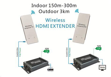 Wifi Hdmi wifi hdmi extender transmitter 3km wireless audio transmitter receiver system