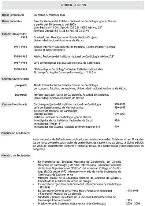 Modelo Curriculum Vitae Mexico Curriculum Vitae Curriculum Vitae Mexico