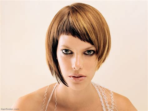 hairstyles short one sie longer than other bob haircut long on one side haircuts models ideas