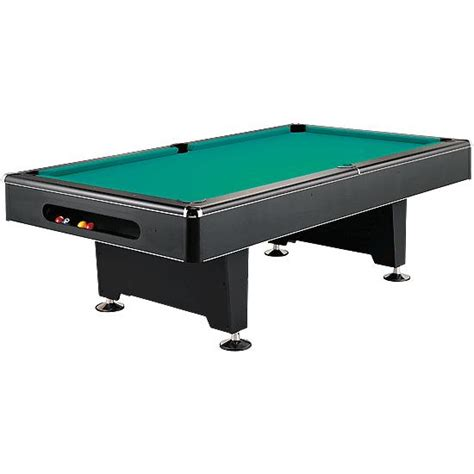 eliminator 7 slate pool table with return flaghouse