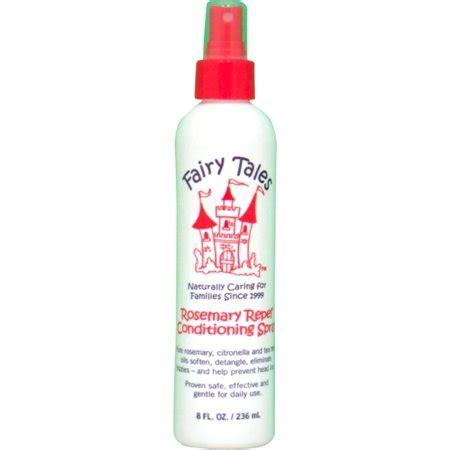 fairy tales rosemary repel conditioning spray 8 oz tales rosemary repel conditioning spray 8 oz pack of 2 walmart