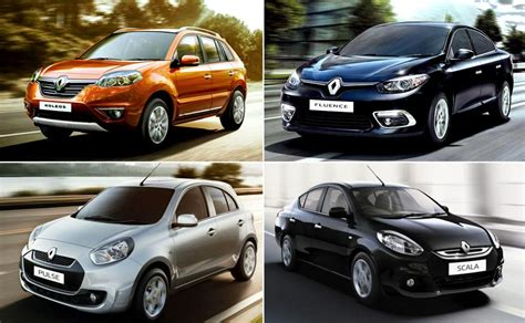 renault discontinues pulse scala fluence and koleos in