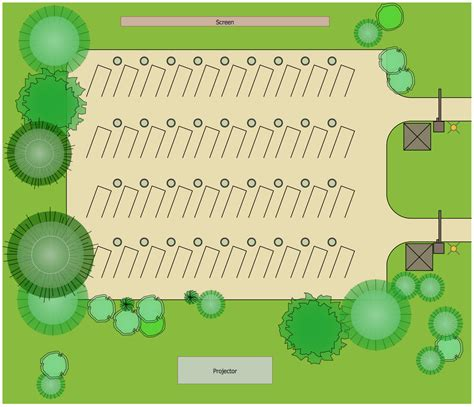site plans solution conceptdraw com site layout clipart jaxstorm realverse us