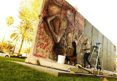 berlin wall mural herakut s mural on the berlin wall