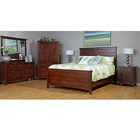 metro bed home envy furnishings solid wood furniture store