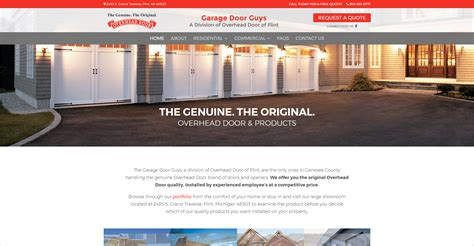 Garage Door Repair Flint Mi by Garage Doors Flint Mi Veryideas Co
