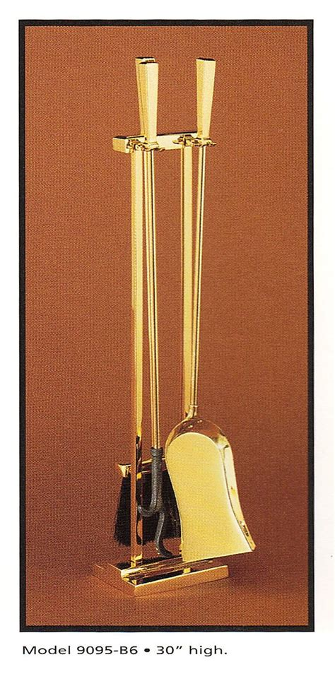 Hanging Fireplace Tools by Brass Fireplace Tools At Toolsforfireplaces