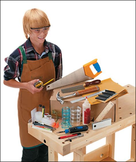 Woodworking Tool Kit For Children Valley Tools