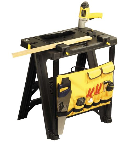 folding tool bench stanley bags a new tool storage feature for zag 174 folding workbench
