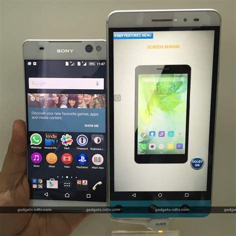 Lenovo Phab Plus lenovo phab and phab plus impressions ndtv