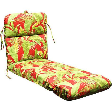 walmart chaise lounge cushions jordan manufacturing deluxe chaise cushion multiple