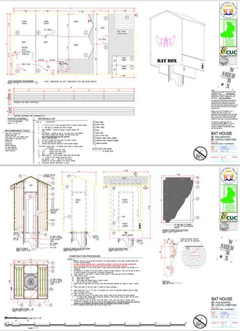 bat houses plans bat houses plans smalltowndjs