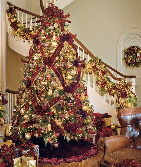 front gate christmas trees 5 steps to a dazzling designer tree frontgate