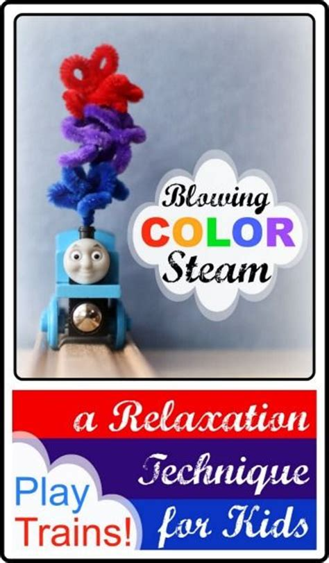colors that promote relaxation blowing color steam relaxation technique for children