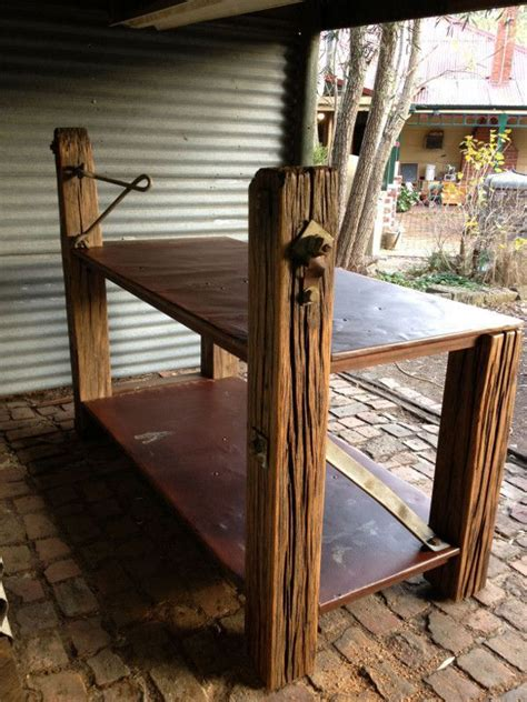rustic island bench rustic industrial island bench retail counter old