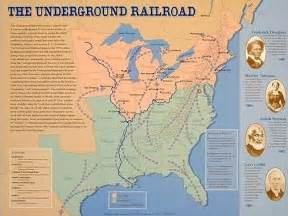 underground to canada map underground railroad american civil war history