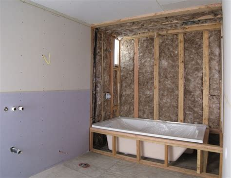 drywall for bathrooms is it safe to use drywall for projects in the bathroom