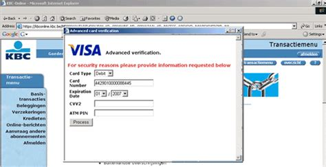 Sle Credit Card Number Mastercard Anti Phishing Two Sigma Technologies