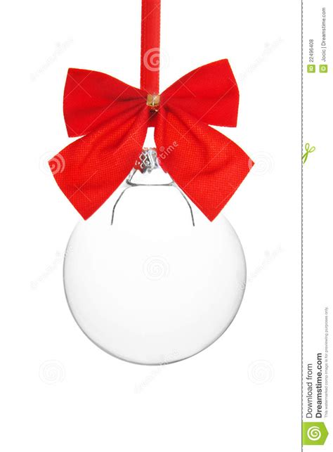 empty christmas ornament royalty free stock photos image