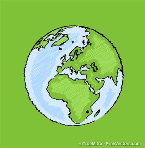 Search Addresses On Earth Green Earth Free Vectors
