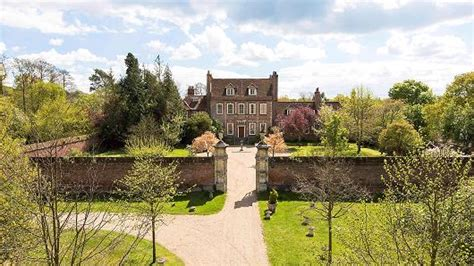 downton abbey house downton abbey home lived in by dowager duchess for sale for 6m
