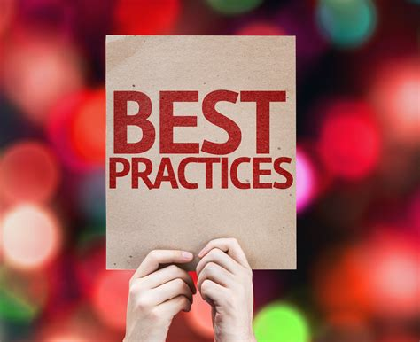 and the best digital marketing best practices do we really need them