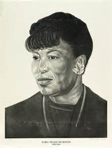 zora neale hurston exhibition highlights rich political cultural and
