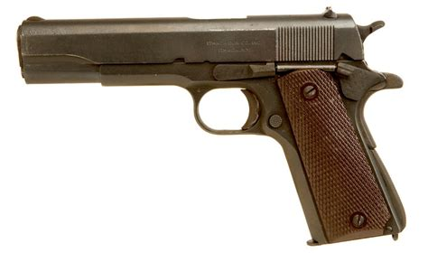 deactivated spec wwii lend lease us colt 1911a1