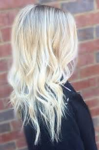 pictures of hair with platinum highlights amazing blonde hair highlights 2017 new hair color ideas