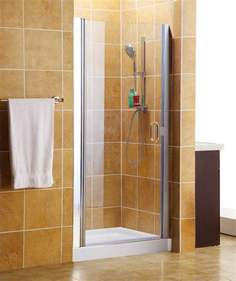 Glass Shower Door Swing Swinging Glass Shower Door