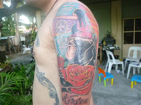 tattoos for men for their daughter half sleeve images designs