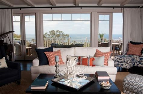 navy and coral living room coral and navy a match made in heaven