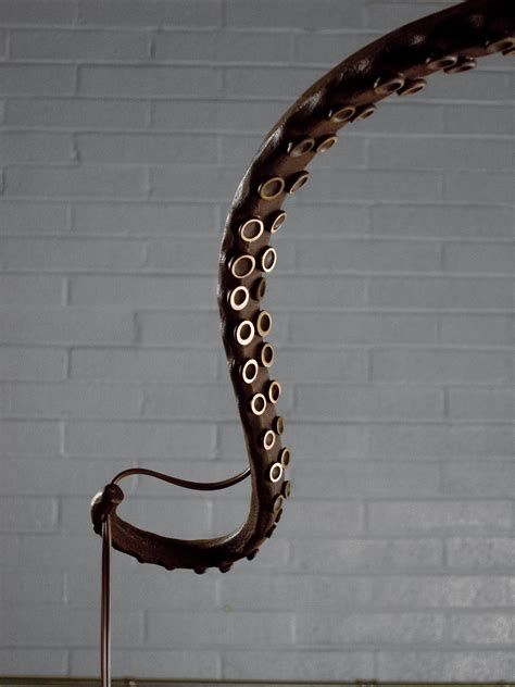 Black Iron Chandelier Octopus Chandelier Daniel Hopper Design