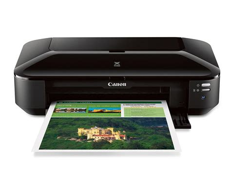 best canon pixma printer canon pixma ix6820 wireless inkjet printer review rating