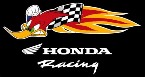 Racing Duck Aufkleber by Mx Woody My Sports Pinterest Honda Logos And